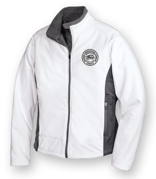 Picture of L794 - Ladies Two-Tone Soft Shell Jacket