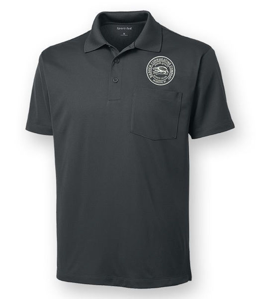 Picture of ST651 - Micropique Sport Wick  Pocket Polo