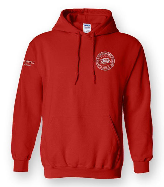 Picture of 18500 - Heavy Blend Hooded Sweatshirt
