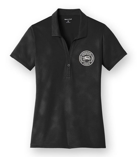 Picture of LST630 - Ladies Embossed Tough Polo